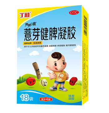 丁桂薏芽健脾凝胶怎么吃